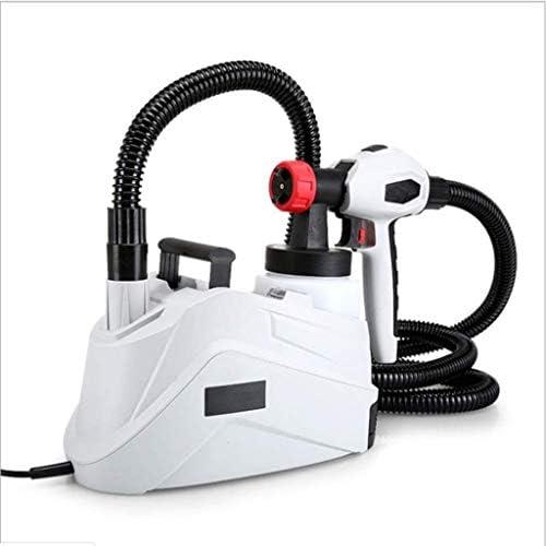 噴霧器は、電気ブーストはガンハイプレッシャーハイパワースプレー自動スプレーマシン220-240Vペイントスプレーペイント (Color : Gray)