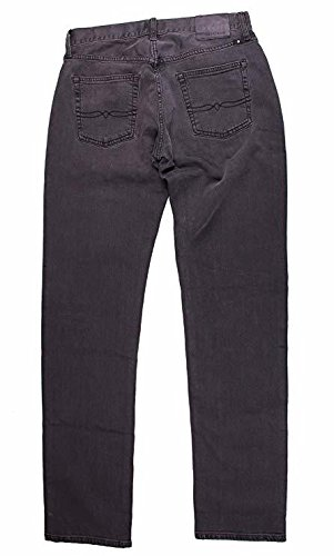 Lucky Brand Men's 221 Original Straight Fit Jeans (40W x 32L, Lone Grey)