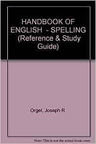 A Plain English Handbook