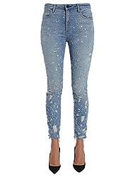 Alexander Wang Women S 4d374087bg441 Blue Cotton Jeans