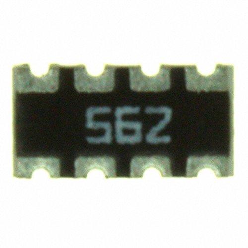 1 piece RES ARRAY 5.6K OHM 4 RES 1206