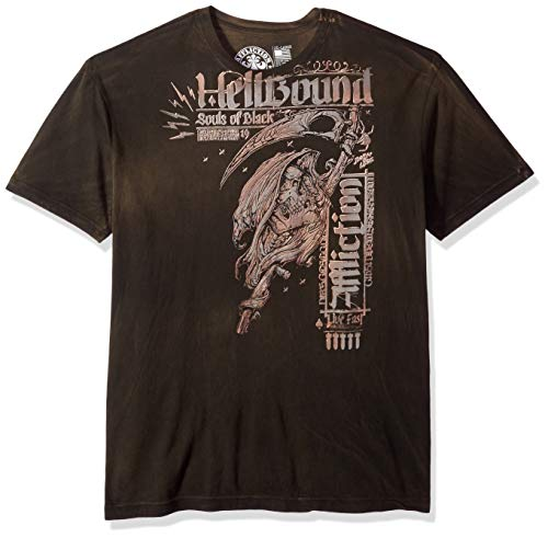 Camisetas Camisetas Black Hombre Black Affliction Sun Sun Hombre Affliction Affliction n8OpWcqCO