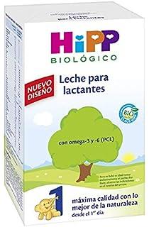 HiPP Biológico Leche de Inicio 1-600 gr