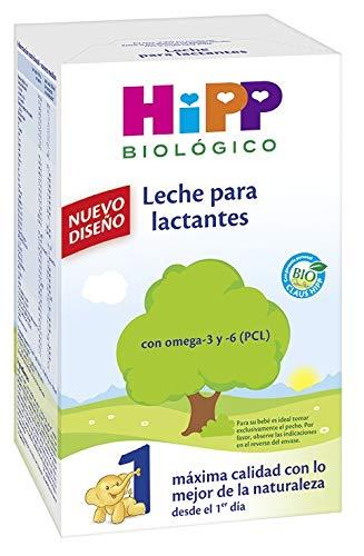 HiPP Biológico Leche de Inicio 1-600 gr: Amazon.es: Alimentación y bebidas