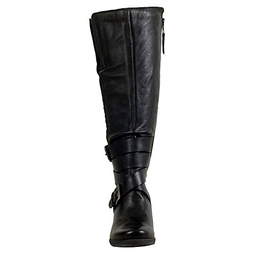 Miz Mooz Dina Womens Riding Boot Black igQCosV79t