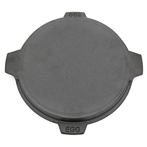 Plancha Griddle – Dual-Sided Cast Iron, 10.5 inch by Big Green Egg (Image #1)