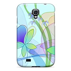 Tpu ErUhLsg6002IguFx Case Cover Protector For Galaxy S4 - Attractive Case