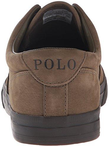 Olive Men's Fashion Lauren Nicotine Sneaker Polo Vaughn Ralph fxEZYqY
