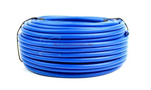 Buy gauge blue speaker wire