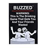 Buzzed Drinking Games That Gets You and Your Friends Wasted for Adults Card