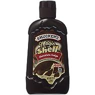 Smucker's Magic Shell Ice Cream Topping, Chocolate Fudge, 7.25 oz