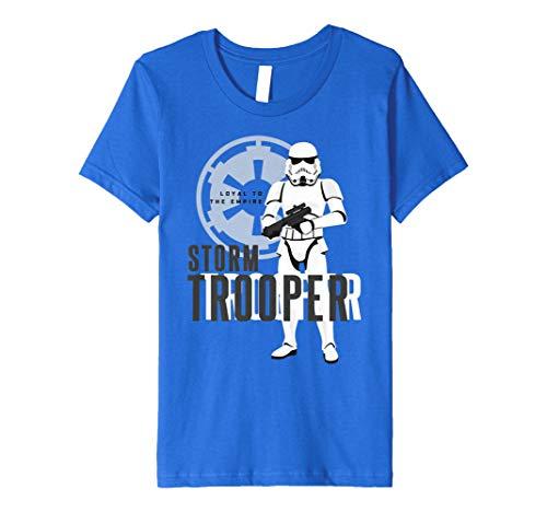 (Kids Star Wars Galaxy Of Adventures Stormtrooper T-Shirt B1P)
