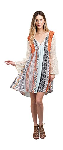 hippie bohemian dresses - 6