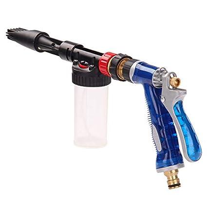 MXBIN Lavadora de autos Pistola de espuma de nieve de alta presión ...