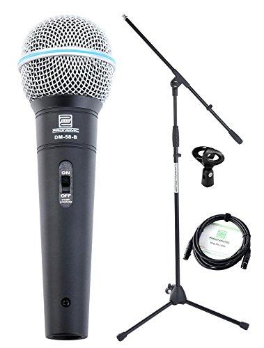 Pronomic Superstar XLR Mikrofonset