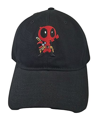Loot Crate Kawaii Baby Deadpool Dad Hat