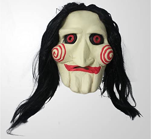2015 – Disfraces de Halloween película de Saw Jigsaw Puppet ...