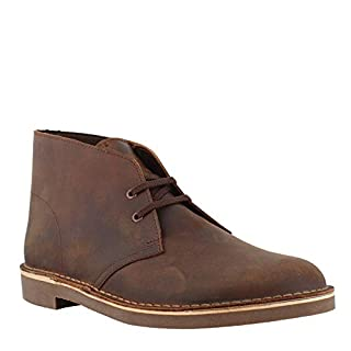 CLARKS Men's Bushacre 2, Dark Brown, 9.5 W US (B076C5F3V1) | Amazon price tracker / tracking, Amazon price history charts, Amazon price watches, Amazon price drop alerts