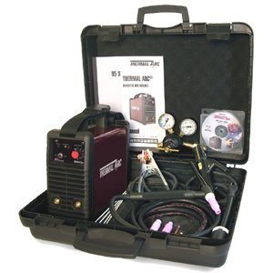 Thermal Arc W1003208 - 95S Lift Stick & Dc Tig Portable Welder Kit