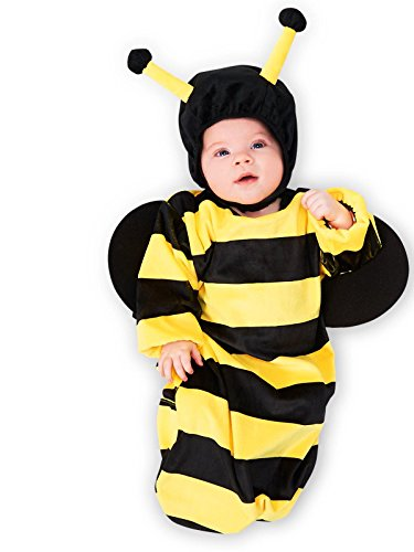 Sweet as Honey Bumblebee Infant Bunting (Baby Bee Bunting Costumes)