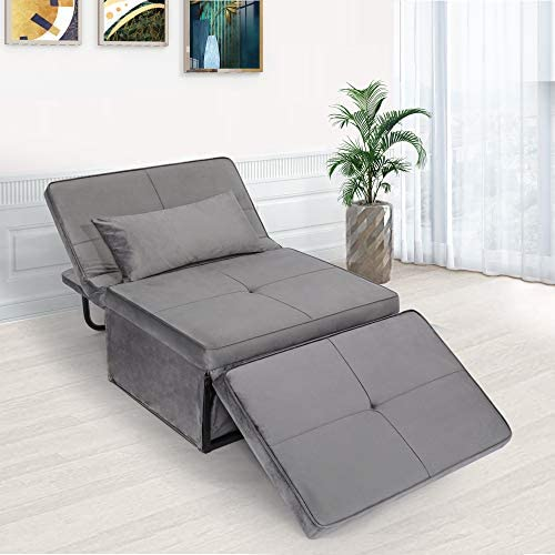 windaze Folding Ottoman Sofa Bed