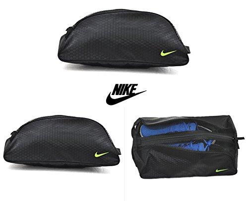 NIKE Genuine Shoe Bag Zipped Shoe Bag Golf Shoe Case Sports Gym Pouch