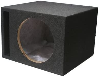 Absolute USA VEGS15 Single 15-Inch Slot Ported Subwoofer Enclosure