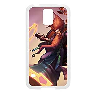 Zilean-005 League of Legends LoL case cover HTC One M8 - Plastic White