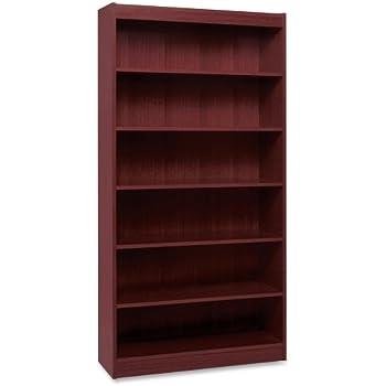bookcase fully furniture dp loft com assembled tribeca quot martin amazon