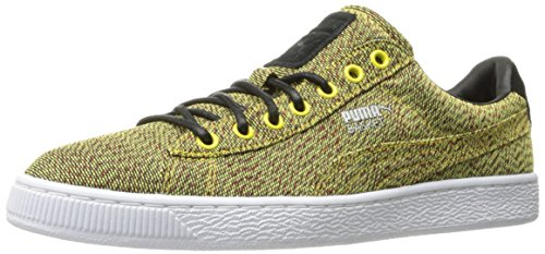 Basket Classic Culture Surf Fashion Sneaker, Solar Power-Puma Bla, 7.5 M Stati Uniti