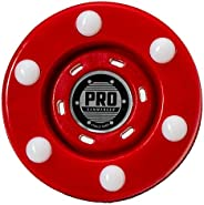 Franklin Sports NHL Pro Commander Street Hockey Puck, 1 Pack, Red