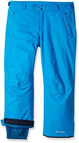 Columbia Men's Bugaboo II Pant, Black, Medium/Regular