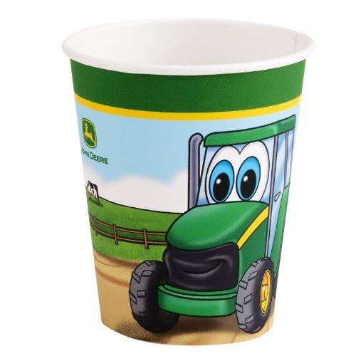 John Deere Johnny Tractor- 9 oz. Cup (24)