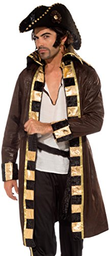 Captain Howdy Costumes - Forum Novelties Men's Buccaneer Captain Pirate