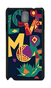 Samsung Galaxy Note 3 N9000 Cases & Covers -Love more Custom PC Hard Case Cover for Samsung Galaxy Note 3 N9000¨CBlack