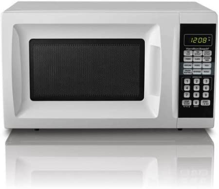 HB 700 Watt Microwave, .7 cubic foot capacity (white)