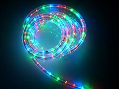 LED ROPE LIGHT 12V, MULTI COLOR LED ROPE LIGHT KIT FOR 12V, Christmas Lighting, Outdoor Rope Lighting