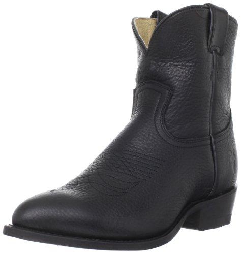 Billy Women's Grain Boot Short Frye Black Full Pebbled RPwq56