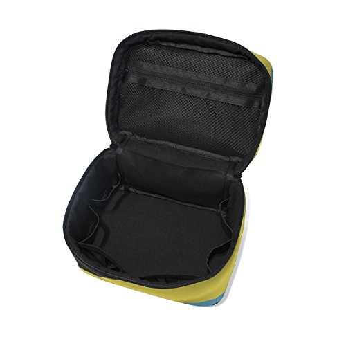 Makeup Toiletry Organizer Case Cosmetic Bag ()