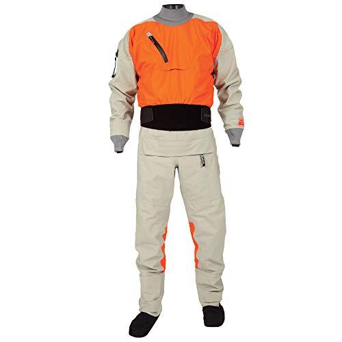 Kokatat Men's Gore-Tex Icon Drysuit-Tangerine-XL
