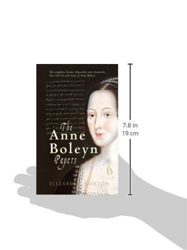 anne boleyn essay questions I've been reading the life and death of anne boleyn by eric ives i have two questions related to the last days before anne's trial: 1 ives.