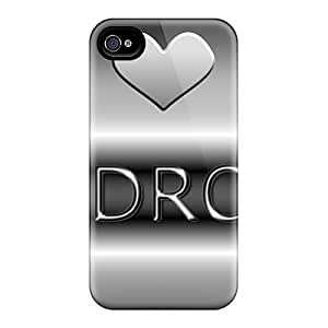 RoccoAnderson Scratch-free Phone Cases For Iphone 6- Retail Packaging - Android