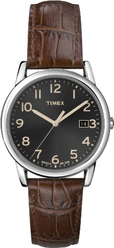 Timex T2N948 Street Pattern Leather product image