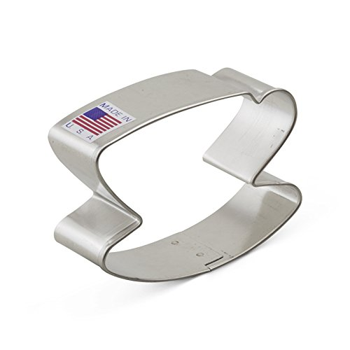 (Ann Clark Tea Cup wSaucer Cookie Cutter - 2.75 Inches - Tin Plated Steel)
