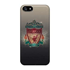 Diy For SamSung Galaxy S5 Case Cover Liverpool Pattern