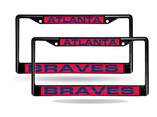 Atlanta Braves Laser - 5