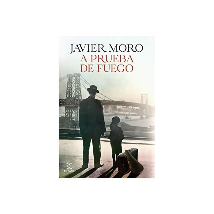 Reseña de la novela A prueba de fuego de Javier Moro