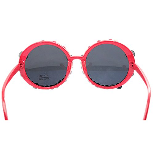 Sol de protección Redonda de para Mano Forma Tonos Las Gafas de señora la la de Ultravioleta la Sol de de Gafas pequeña Hechas Sol Proteccion de Playa de Verano a de Vacaciones Moda Gafas la de Las xUqxw4T