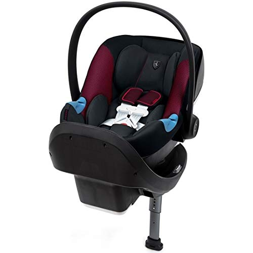 Cybex Aton M Carseat in Ferrari Black