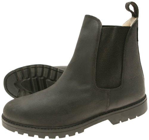 Short Black Outdoor Clysdale Fleece Tuffa Boot RUTgaqKHO